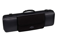 Winter Brand Carbon Look Oblong Violin Case