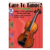 Care to Tango Book 1 and CD