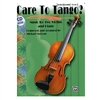 Care to Tango Book 2 and CD