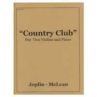 Country Club - Joplin / Michael McLean