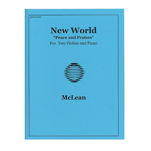 New World - Michael McLean