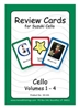 Review Cards for Suzuki Cello