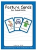 Posture Cards for Suzuki Cello