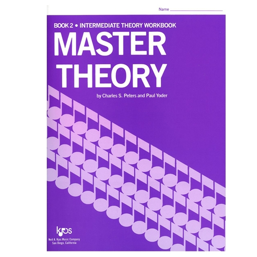 Master Theory Book 2 (Intermediate Theory)