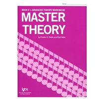 Master Theory Book 3 (Advanced Theory)