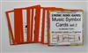 Music Mind Games Music Symbol Cards- Set 2