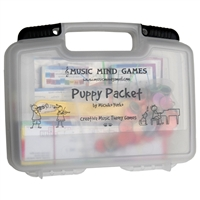 Puppy Packet- Music Mind Games