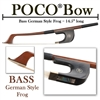 Poco Bow Bass German Style Frog