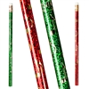 Festive Glitter Note Pencils (2 each)