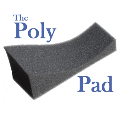 The Poly Pad Shoulder Rest