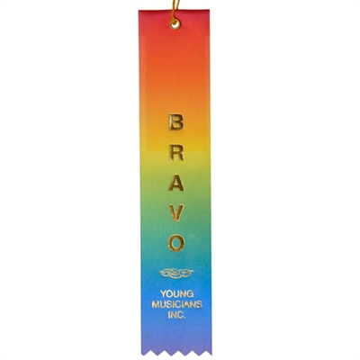 Bravo Ribbon- 5 Pack
