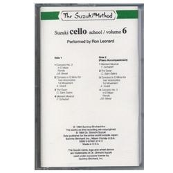 Cassette Cello Vol 6