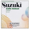 Suzuki Cello School: Volume: CD-Revised