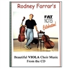 Rodney Farrar's FAT Notes Cellobration for Viola