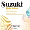 Suzuki Flute Volume 1 CD International Edition