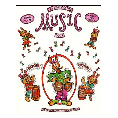 Rabbit Man's Music Book 4