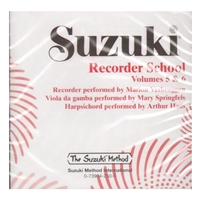 Suzuki Recorder School CD