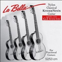 La Bella Classical Guitar Strings, Set of 6