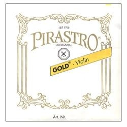 Pirastro Gold Label Violin A String Al/Gut