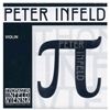 Peter Infeld Violin String Set- with Tin Plated E