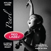 Pearl Red Label Violin String Set