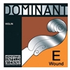 Thomastik Dominant Violin E String, Wound