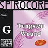 Thomastik Spirocore Cello G String- Tungsten Wound
