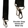 Shoulder Straps - set of two straps (metal clips)
