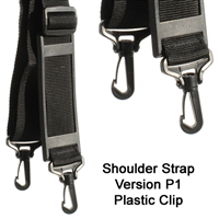 Shoulder Straps - set of two straps (plastic clips)