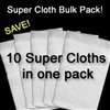 Super Cloth Bulk Ten Pack