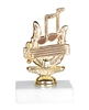 Deluxe Music Lyre Trophy