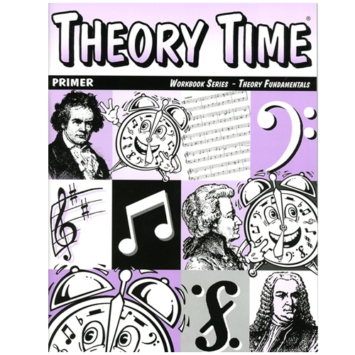Theory Time PRIMER - Heather Rathnau