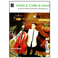 Igudesman, 10 Duets for Violin and Cello