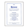 Hymns Volume II for Viola and Keyboard