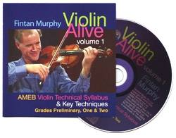 Violin Alive, vol 1 CD-ROM - Fintan Murphy