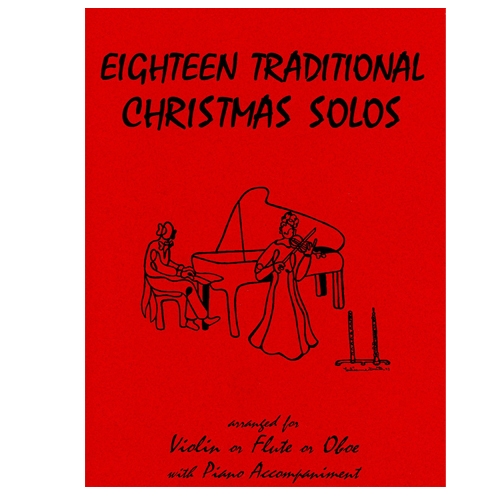 Eighteen Traditional Christmas Solos