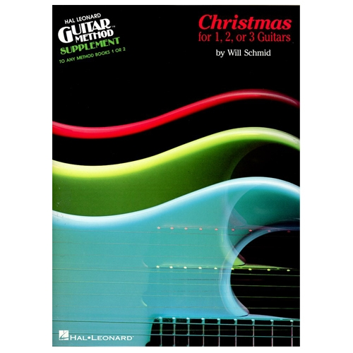 Christmas for 1, 2, or 3 Guitars - Schmid