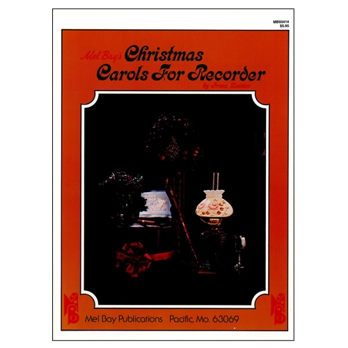Christmas Carols for RECORDER
