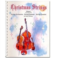 Christmas Strings Volume 2 - Mark Multop
