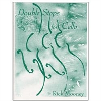 Double Stops for Cello - Rick Mooney