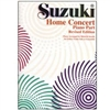 Suzuki HOME CONCERT Piano Part