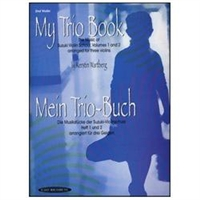 My Trio Book, 2nd Violin Part - Kerstin Wartberg