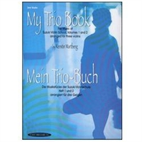 My Trio Book, 3rd Violin Part - Kerstin Wartberg