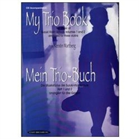 My Trio Book CD accompaniment - Kerstin Wartberg