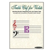 Treble Clef for Violists - Elizabeth Stuen-Walker
