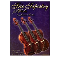 Trio Tapestry for Viola - Joanne Martin