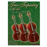 Trio Tapestry for Cello - Joanne Martin