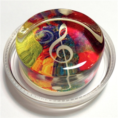 Treble Clef Magic Rosin