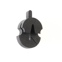1 Hole Rubber Mute (Violin/Viola)