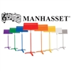 Manhasset Music Stand (Model #48) - Colors